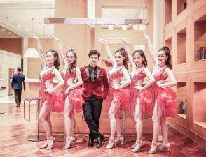 Hội nghị khách hàng – MC Văn Minh