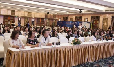 Ngày hội thẩm mỹ nha khoa Paris – MC Văn Minh