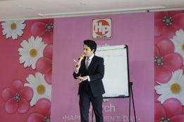 [MC Văn Minh] – Đào tạo và phát triển kỹ năng sống cho thế hệ trẻ Việt Nam