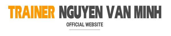 Trainer Nguyễn Văn Minh