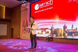 Hội nghị khách hàng Elmich – Mang châu Âu đến gia đình bạn 2017