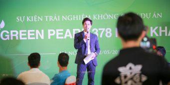 Lễ trải nghiệm dự án Green Pearl 378 Minh Khai – MC Văn Minh