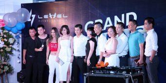 Lễ khai trương Lever Fitness and Yoga 5 Sao – MC Văn Minh