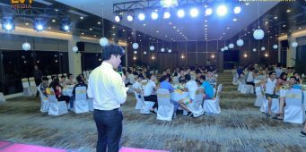 Gala cty Elite Fitniss – MC Văn Minh