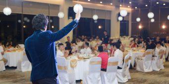 Gala Dinner Elite Fitness – MC Văn Minh