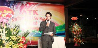 Gala Dinner công ty ATK – MC Văn Minh