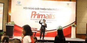 Hội nghị giới thiệu sản phẩm Primalis – MC Văn Minh