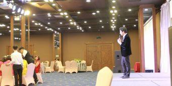 Gala gặp mặt cựu CBNV Teckcombank CN Ba Đình- MC Văn Minh