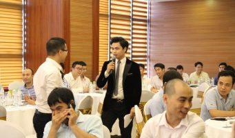 Hội thảo ra mắt sản phẩm Canon – Cty Siêu Việt – MC Văn Minh
