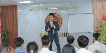 Đào tạo Kỹ năng – Cty BĐS ImperLand – Chuyên gia Nguyễn Văn Minh