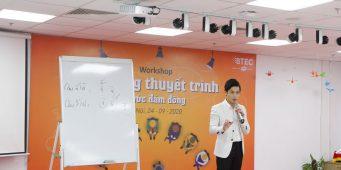 Đào tạo kỹ năng mềm – Sinh viên Cao đẳng BTEC – FPT Hà Nội – Chuyên gia Nguyễn Văn Minh