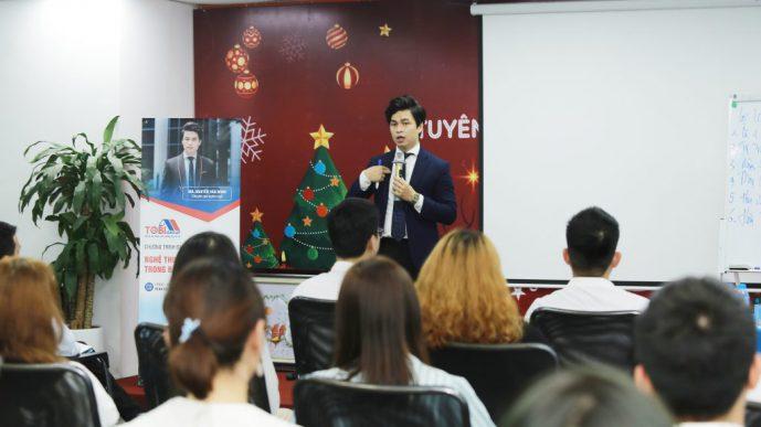 Đào tạo chuyên viên BĐS ToBi Group – Chuyên gia Nguyễn Văn Minh